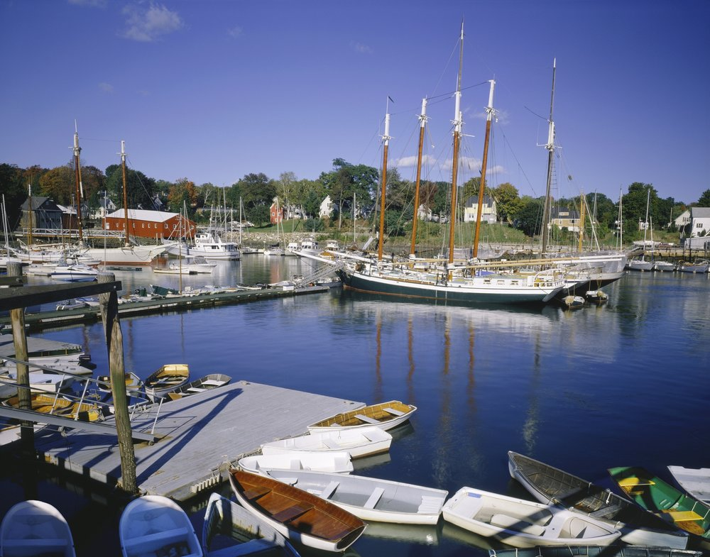 Harbor Park, Camden, Maine