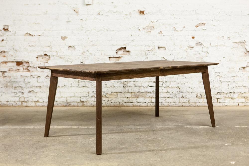 Walnut Leaf Table