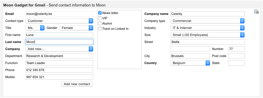 moon4gmail