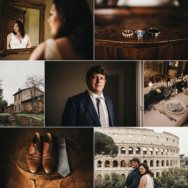 Our first preview of pics from our Rome wedding and I could just die! Thanks to the amazingly talented @mariola.zoladz #thelazenbyssayidox2 #sayidoliketheromansdo #romewedding @casale_delgallo @hairmakeuprome