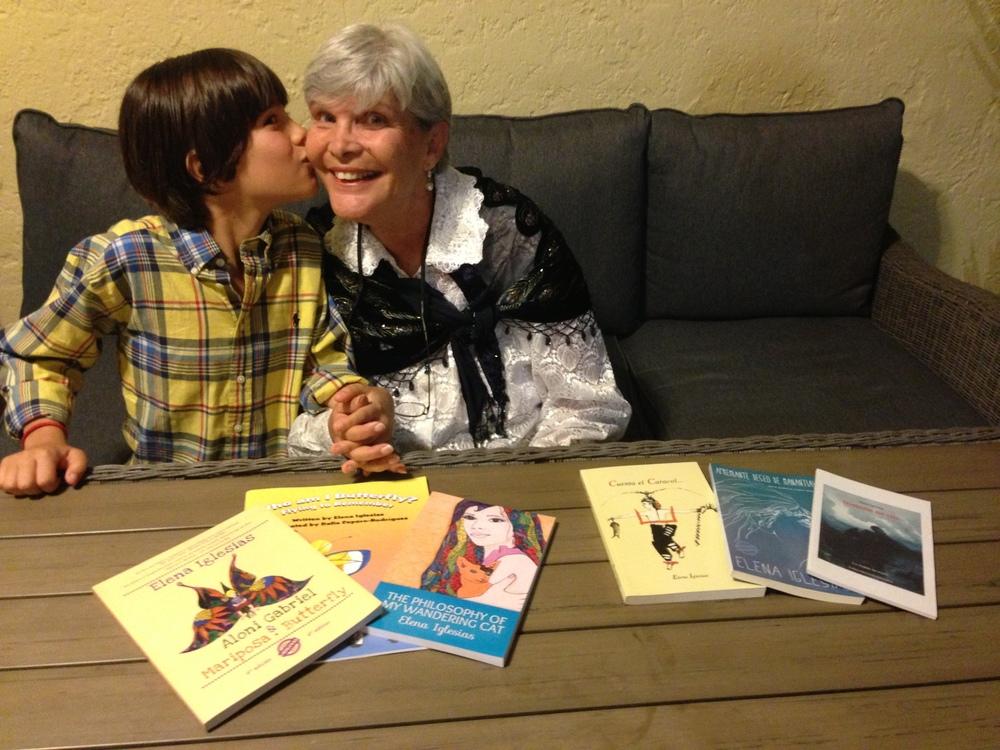 Xael and grandma