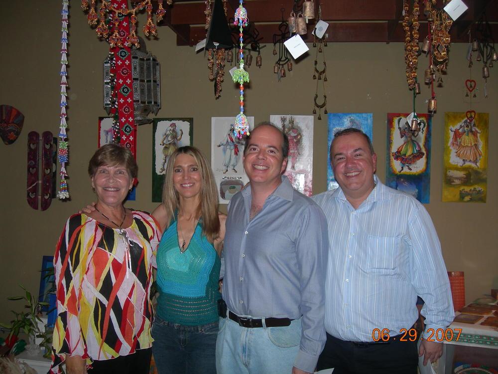Elena, Ana María Mendieta, Víctor Hugo González-Quintero & Victor González