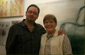 Manny López & Elena