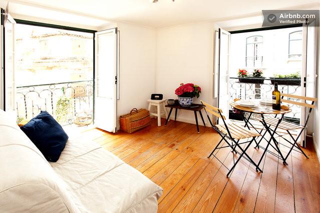 Наша квартира в Лиссабоне