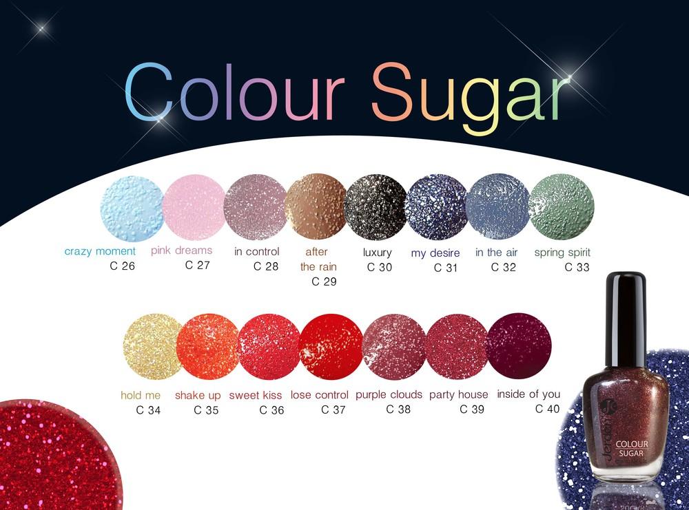 Jerden colour sugar