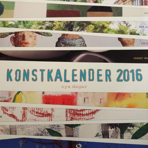 Konstkalender 2016