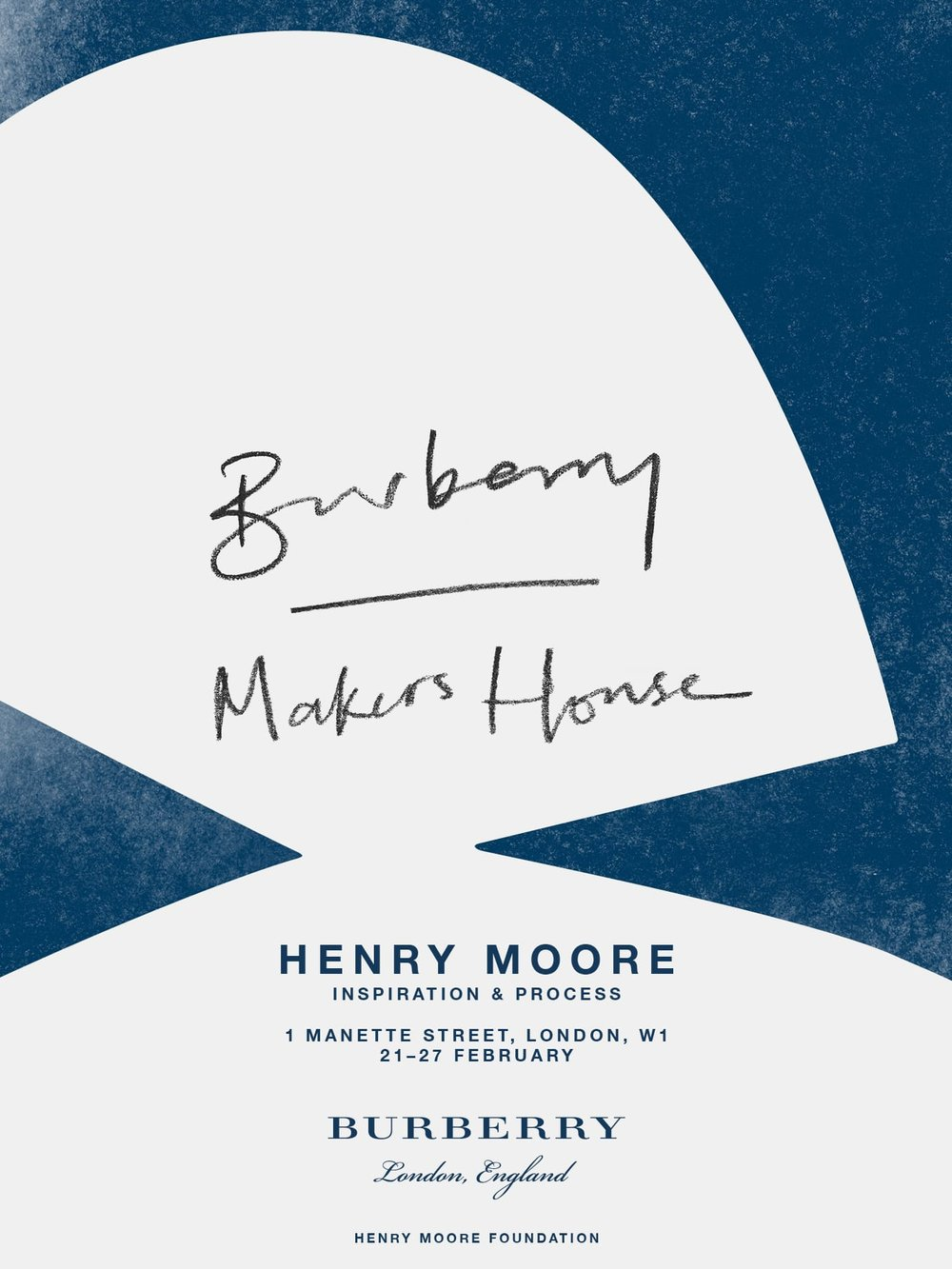 Burberry Makers House 2017 -Workshop