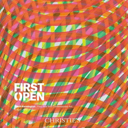 Christie's - First Open