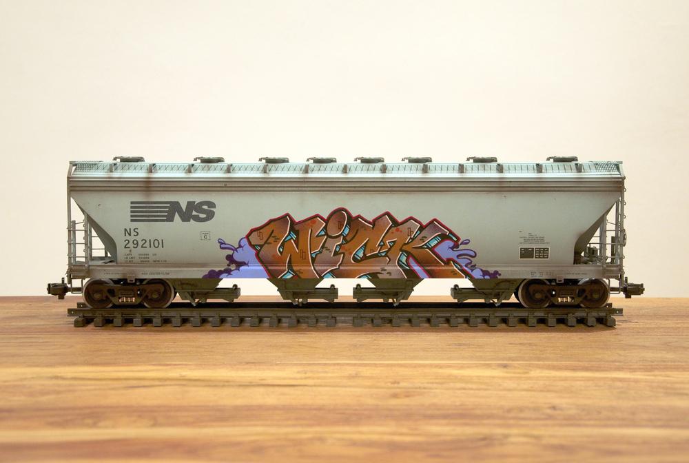 "NS #5 – Charles ""WICK"" Moorman"