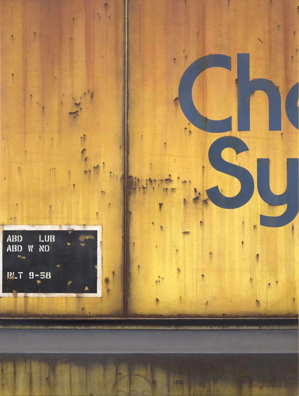 Blank Canvas #45 – Chessie Systems