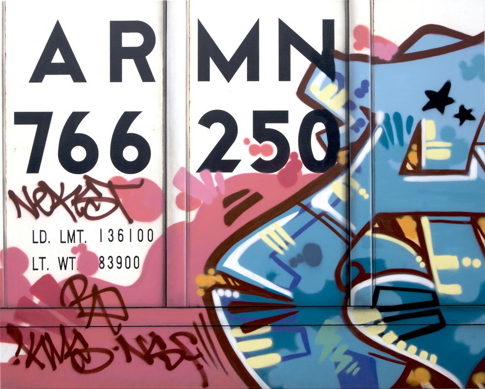 Blank Canvas #42 – ARMN