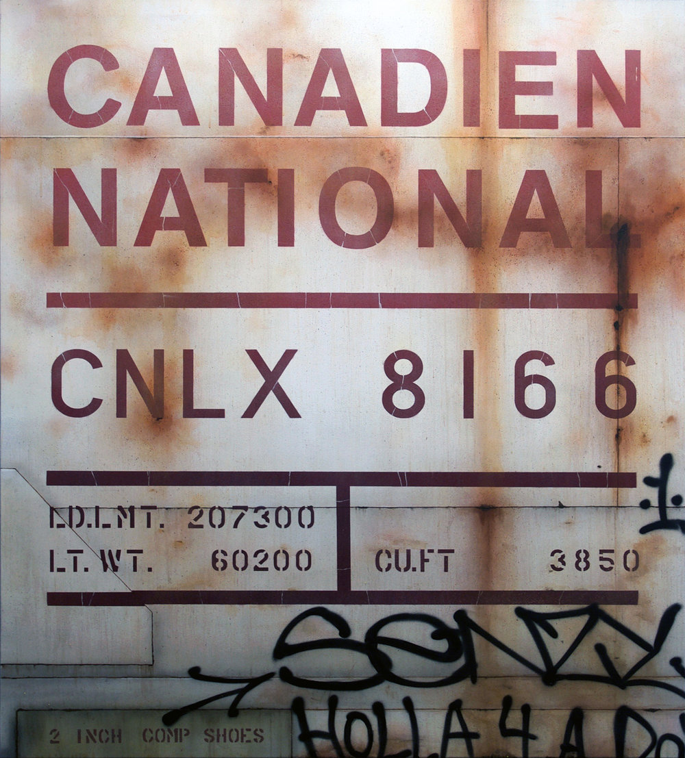 Blank Canvas #77 - CNLX