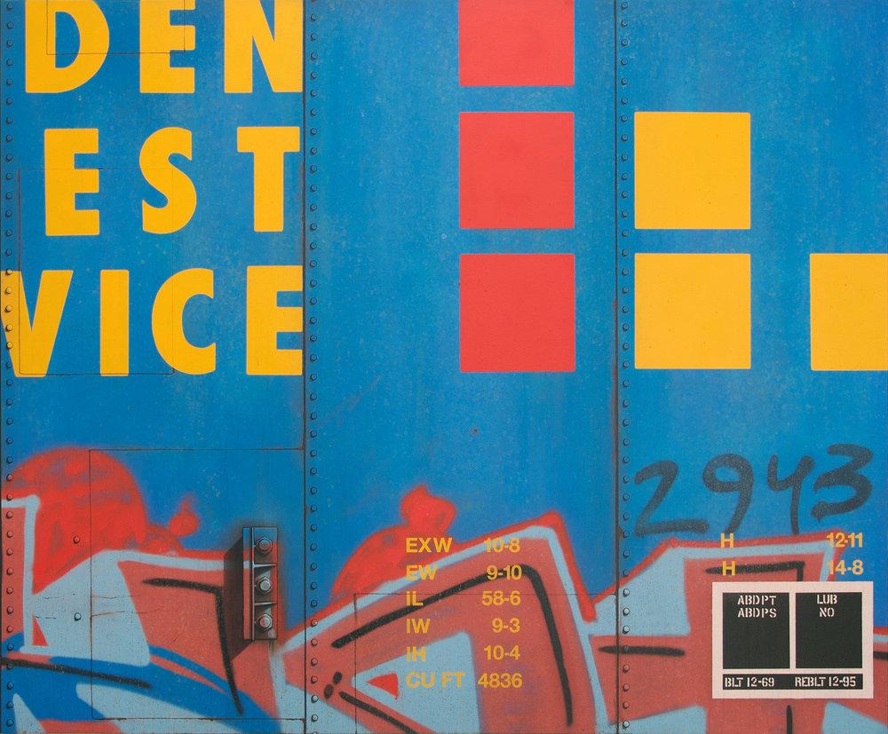 Blank Canvas #87 - GVSR