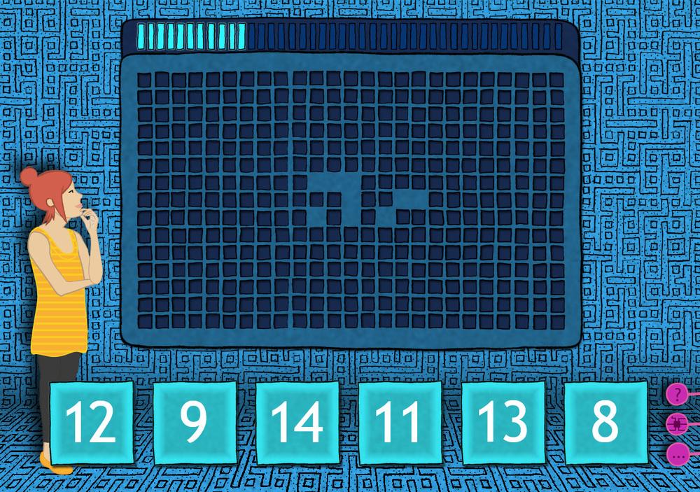 Geometric Puzzle-1-Medium