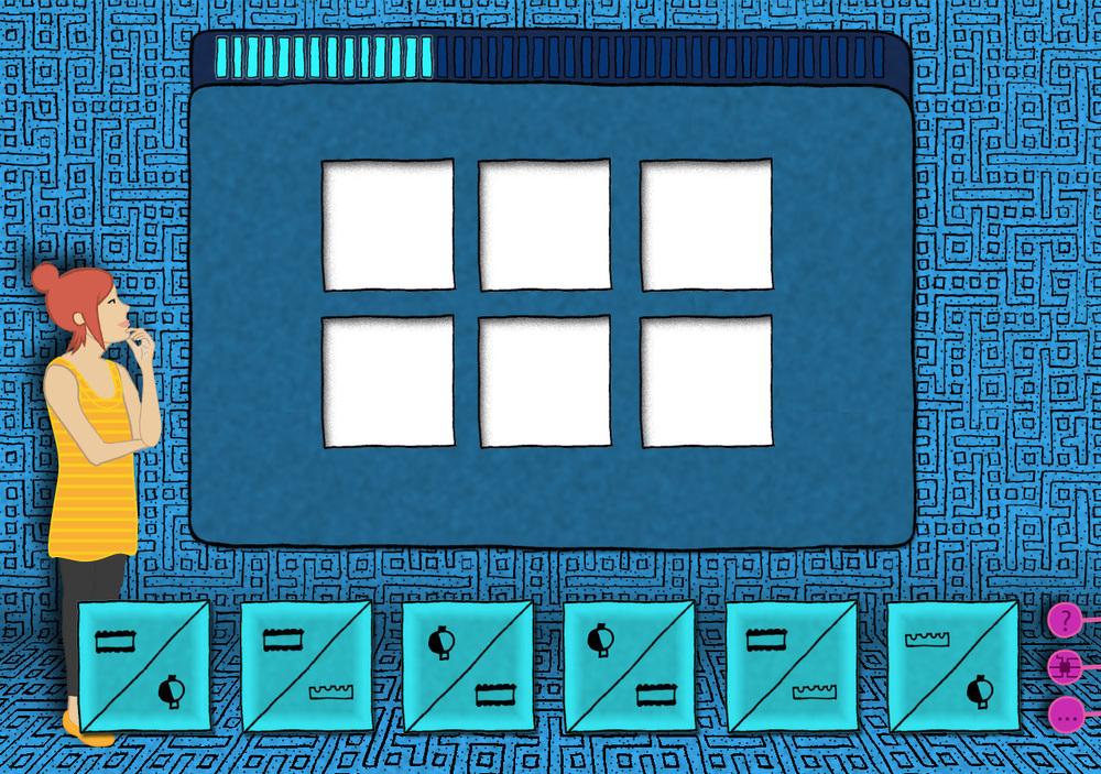 Geometric Puzzle-3-Medium