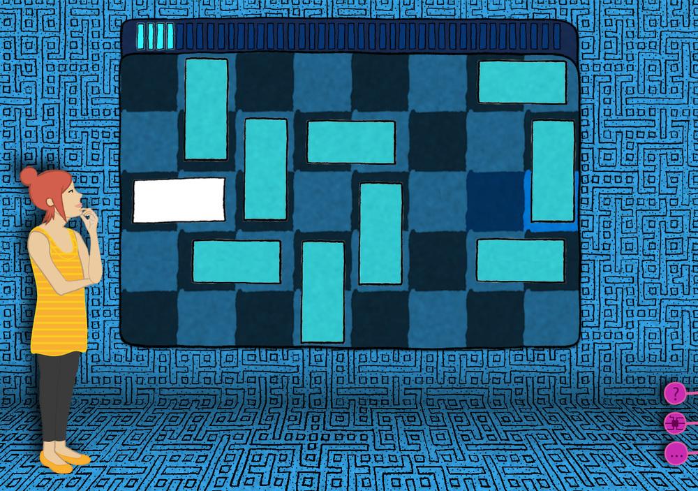 Geometric Puzzle-4-Easy