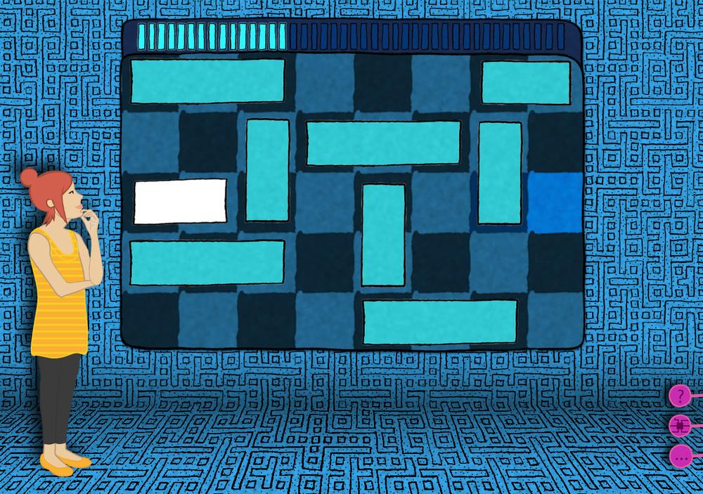 Geometric Puzzle-4-Hard