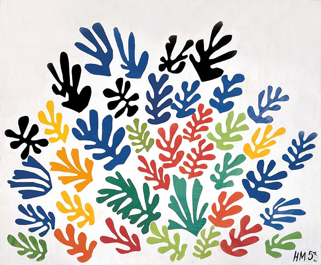 La Gerbe  © Succession H. Matisse 2011