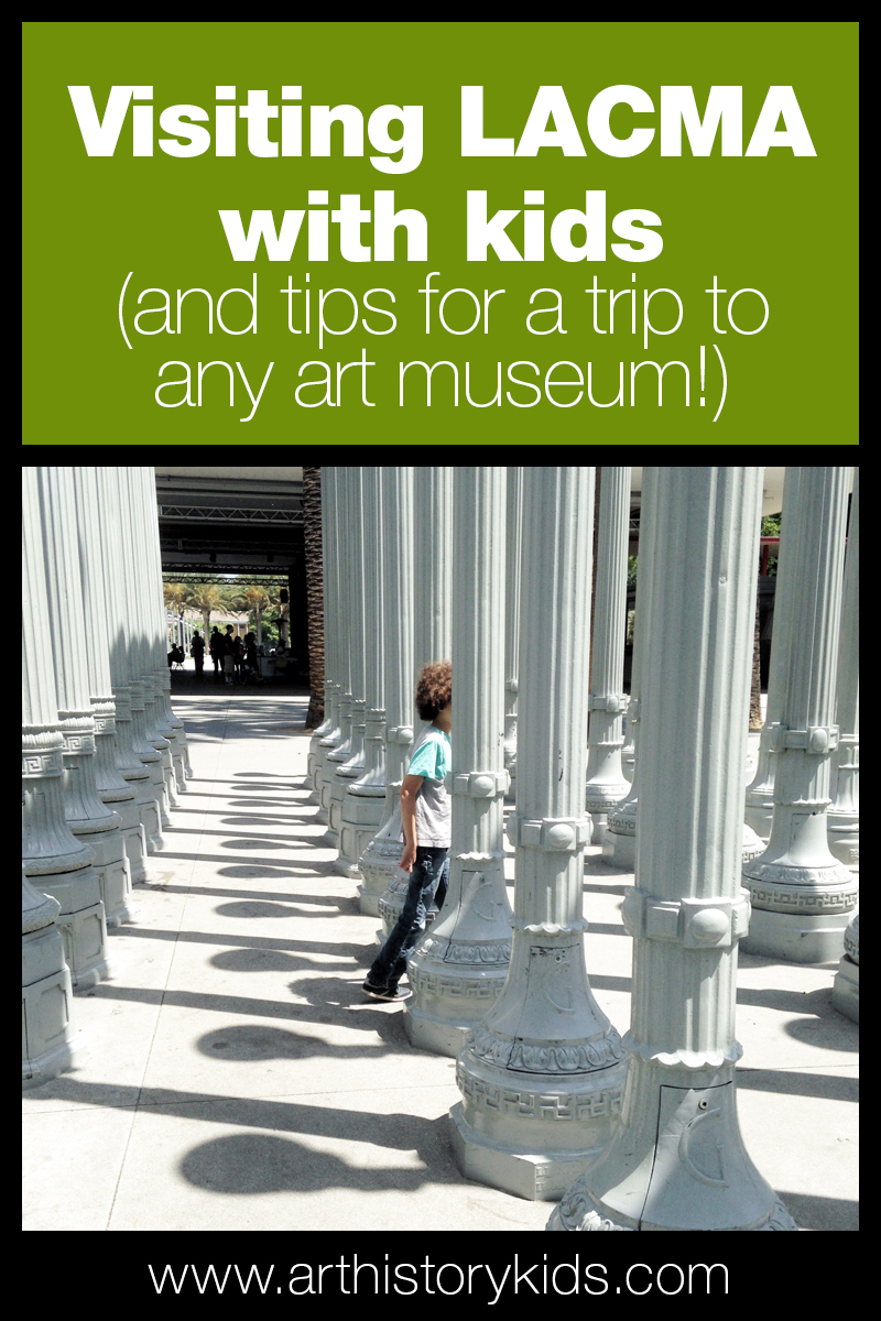 Taking kids to an art museum! Kids Art Projects | Art History Lessons