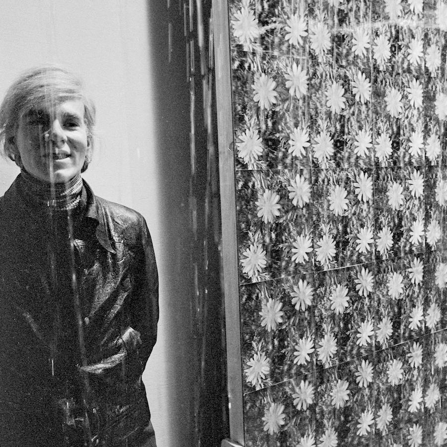 Andy Warhol,   Rain Machine,  1969 // May 2017