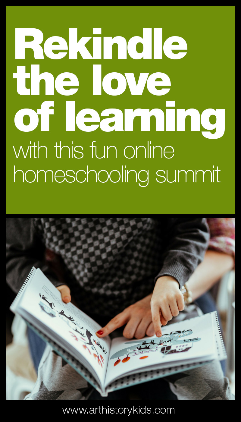 The Start Homeschooling Summit – 28 presenters across 34 workshops over 6 days will cover just about everything to do with homeschooling, unschooling and everything in between. It's going to be huge.