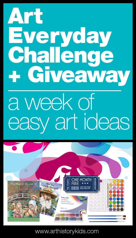 Homeschool Art Activity Ideas Projects For Kids