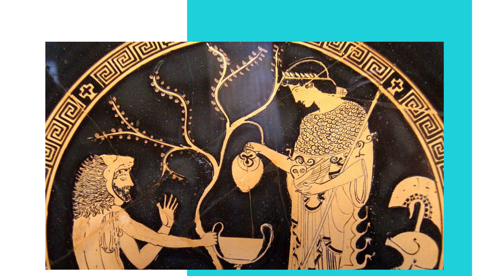 March - Greek Art -