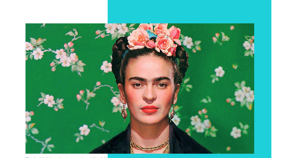June - Frida Kahlo's World -