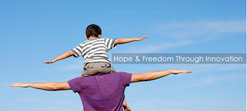 Hope & Freedom Through Innovation