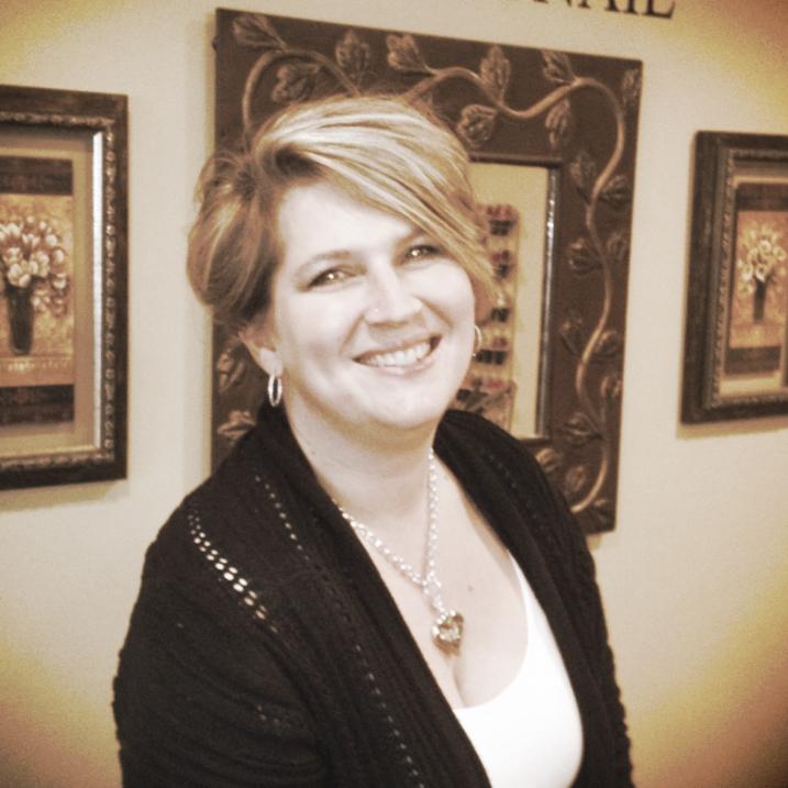 Susan Gasperini, Owner & Nail Technician