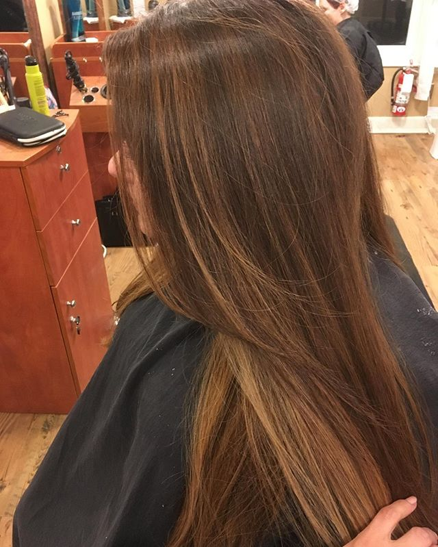 #balayage by Tiffany