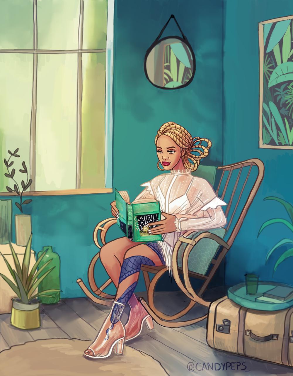Sara Kuan Illustration