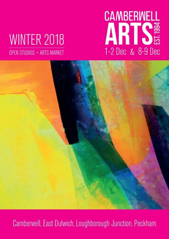 2018 Winter - Open Studios & Made in Camberwell Arts Market, December 2018