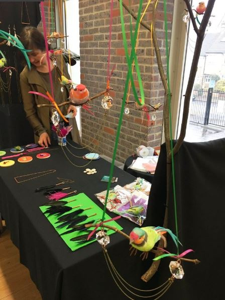 2017 Spring - Valnetines Made in Camberwell Arts Market