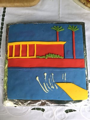 2017 Art Cake Competition -