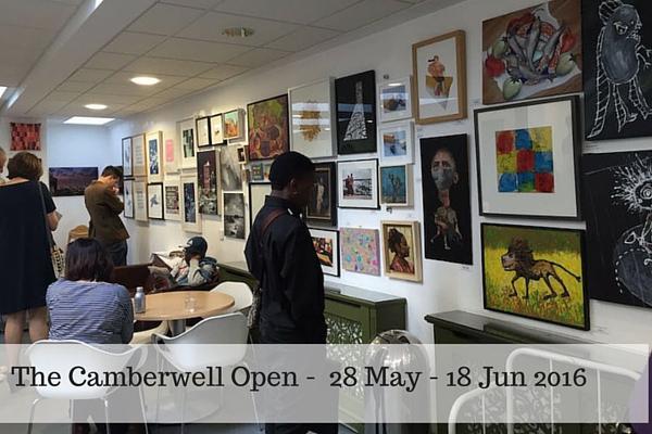 2016 Camberwell Open -