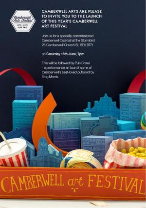 2012 Camberwell Arts Festival -