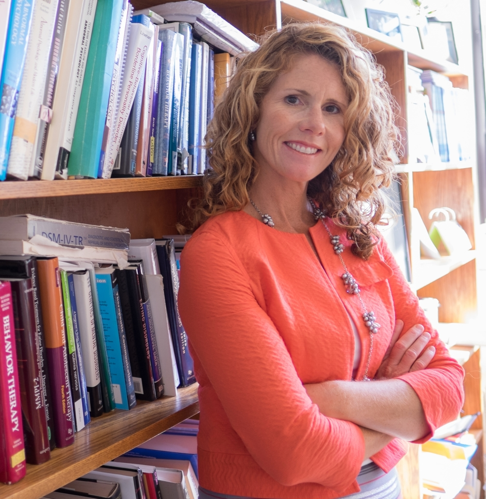Kelly Klump, MSU Foundation Professor of Psychology at Michigan State University