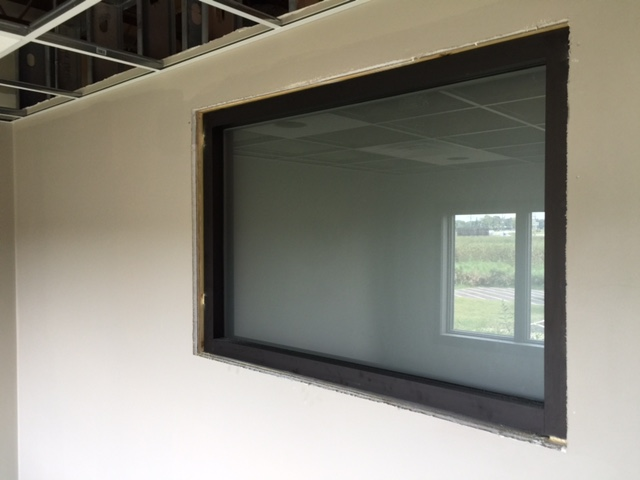 Conference Room Window