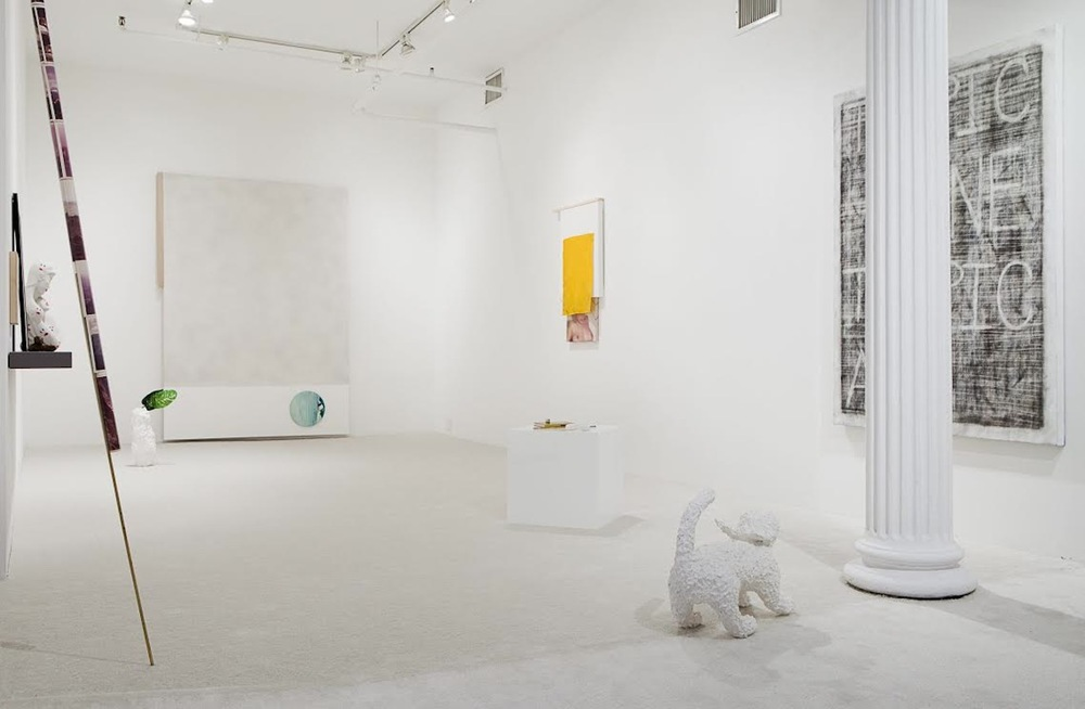 Installation View  In The The Spring  KANSAS