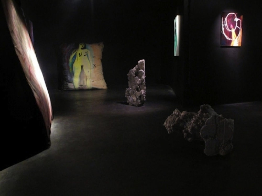 Installation View  Night Gallery, LA 2010