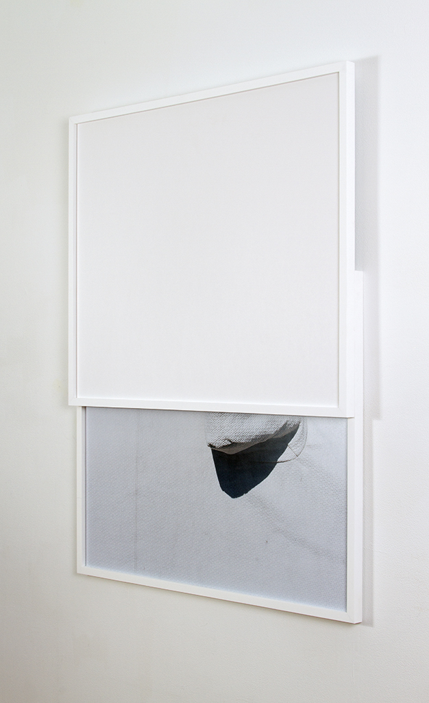 Carey Denniston  To what degree a stone is a stranger / To what degree it is withdrawing, (CC)     2013 C-prints and custom wood frames 45 x 33  ½  x 2 in/ 114.3 x 90.2 x 5.1 cm