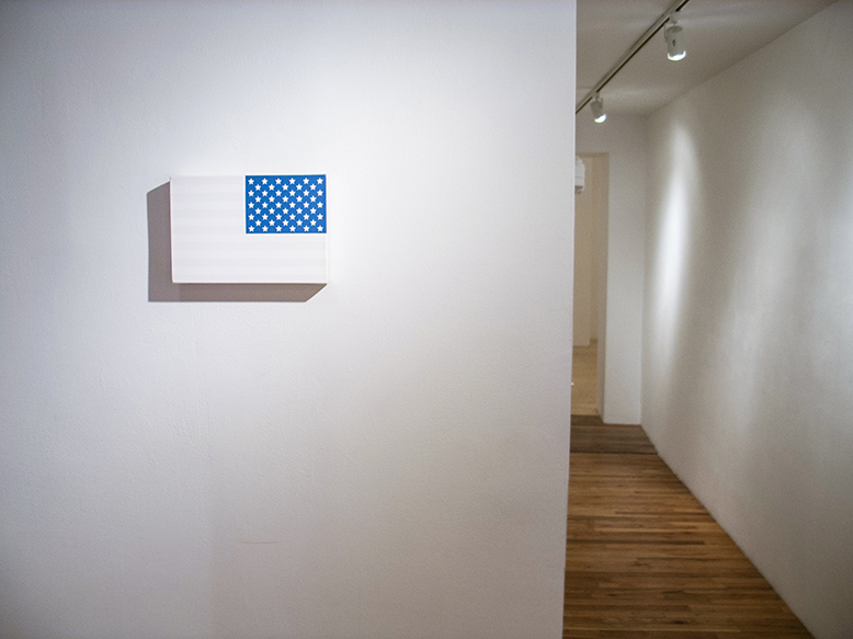 Installation view   Lost in America   KANSAS