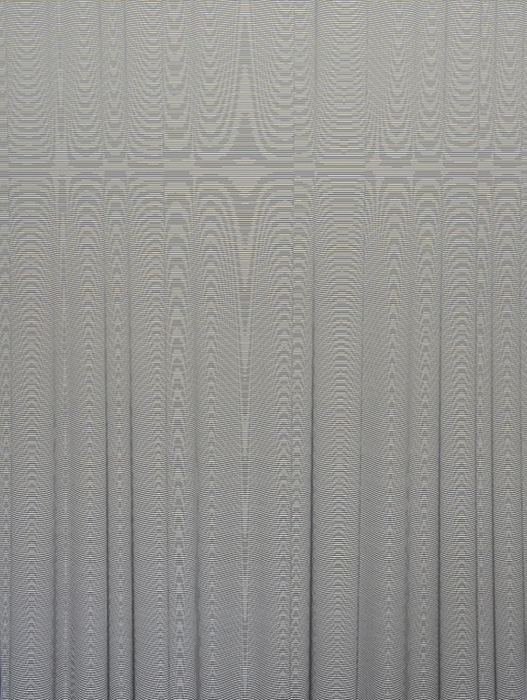 Curtain   2012  Acrylic on canvas  70 x 58 in/ 177.8 x 147.3 cm