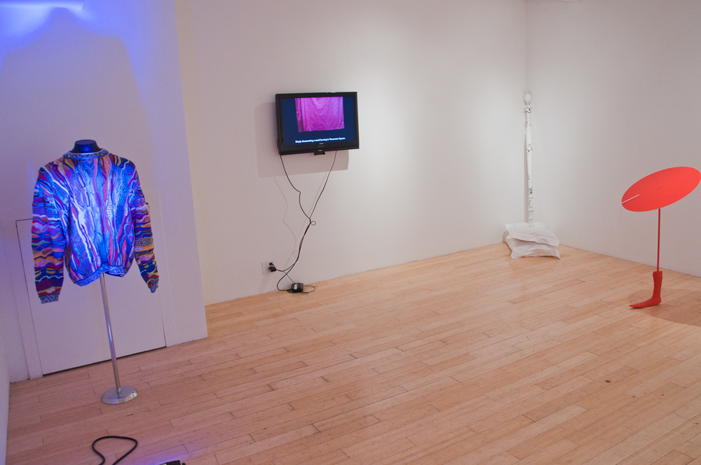 Installation View  Streamlines   KANSAS