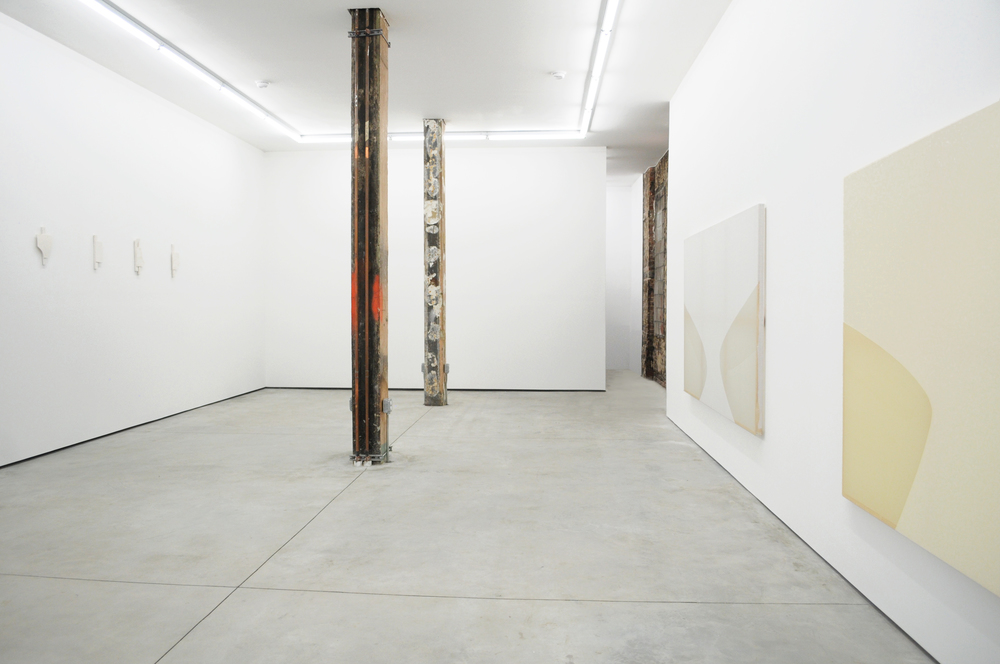 Installation View  Jessica Sanders:  Ambiguous Warmth   KANSAS