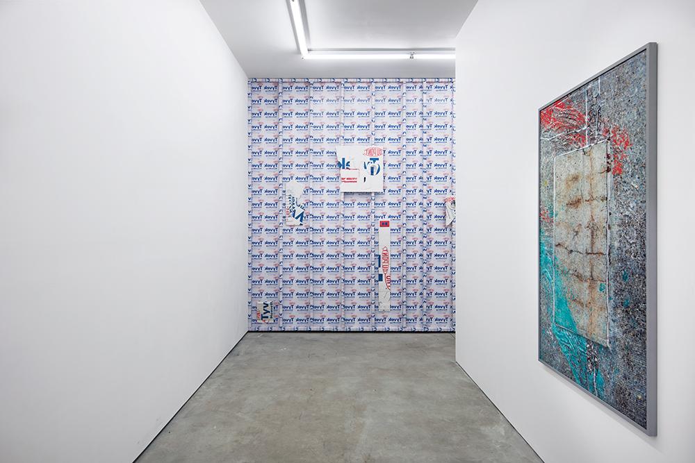 Installation View  Ethan Greenbaum: Flats   KANSAS
