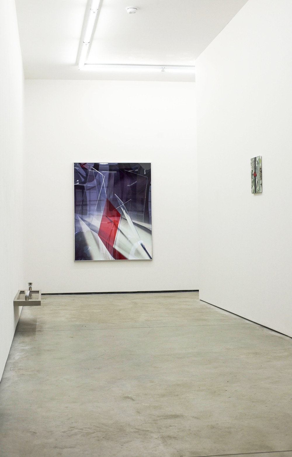 Installation View   Vitreous Humour   KANSAS
