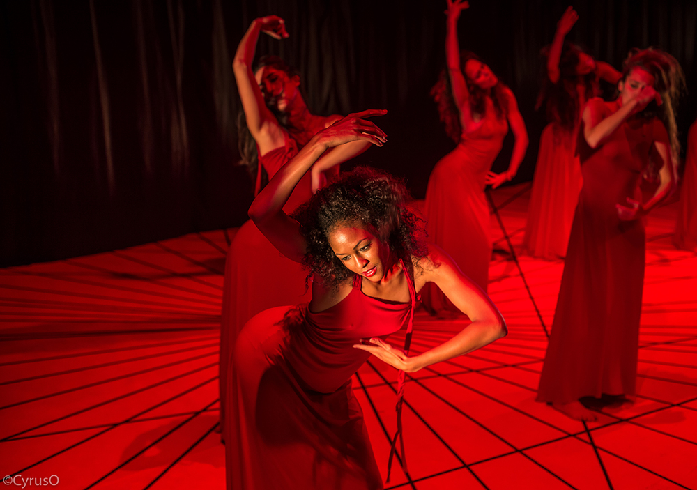 LAYLA MEANS NIGHT at ODC Theater in SF (if you missed it this is your chance)