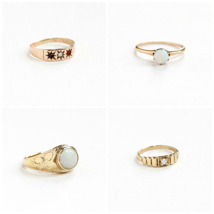 Opulent Opals — Maejean Vintage